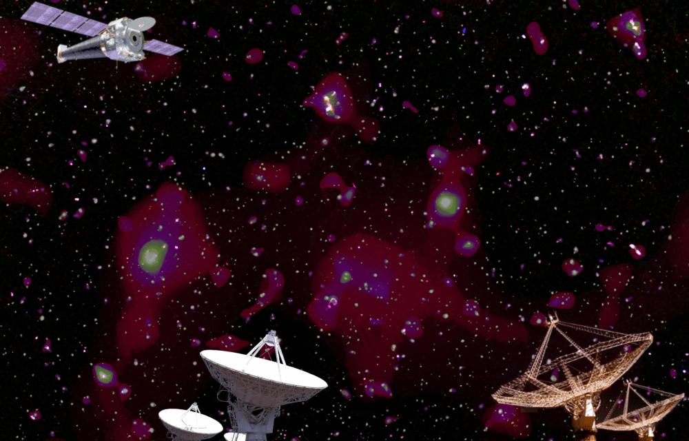 Teleskopi kojima opažamo daleke galaksije